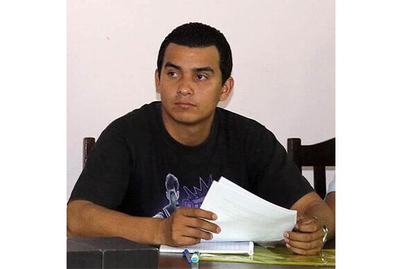 Oscar Eduardo Alfaro Rivas