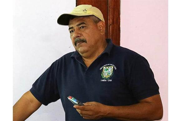 Profesor Dr. Francisco Salmerón
