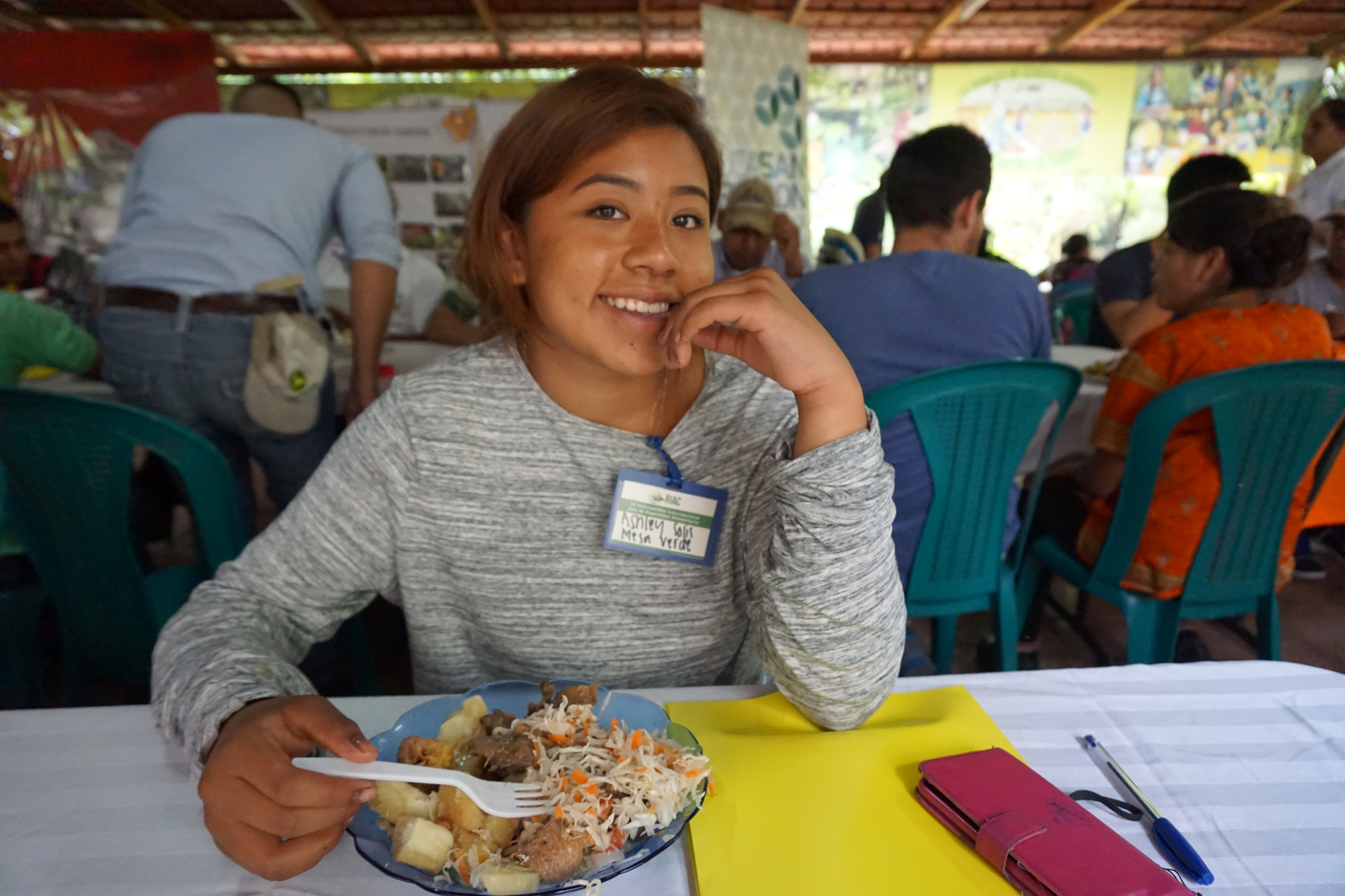 Growing Justice Team Travels to Nicaragua: a Spotlight on Ashley-Solis Pavon